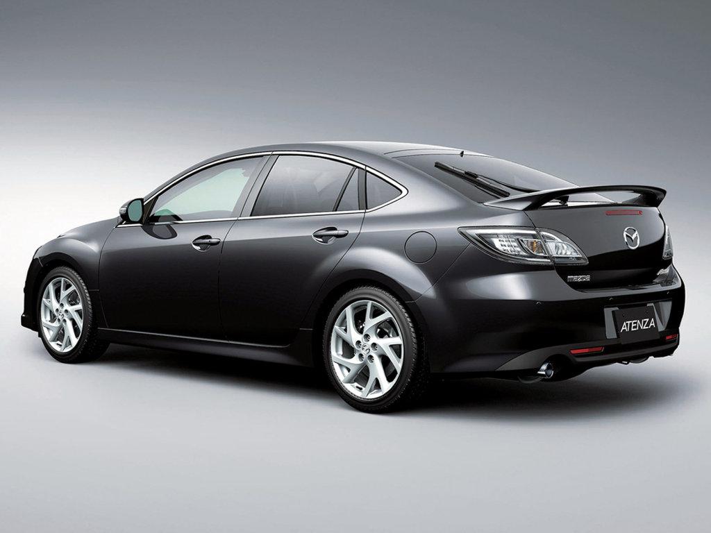 Обновленное семейство Mazda6 предста…