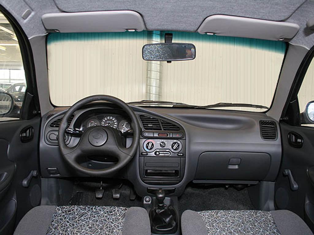 ИзображениеZAZ Chance Hatchback (Заз…