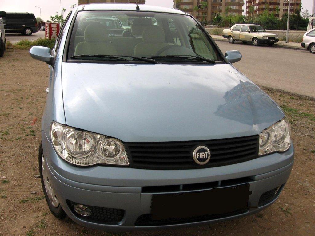 фото Fiat Albea 2005 Фиат…