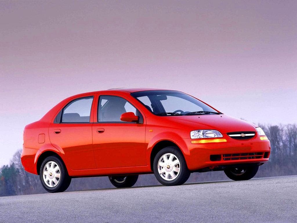 Модификации Chevrolet Aveo Sedan…