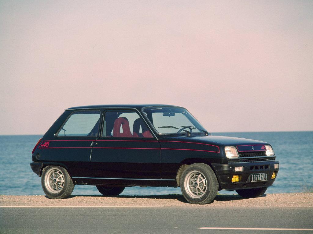 Renault 5 1.4 Turbo (160Hp) MT.