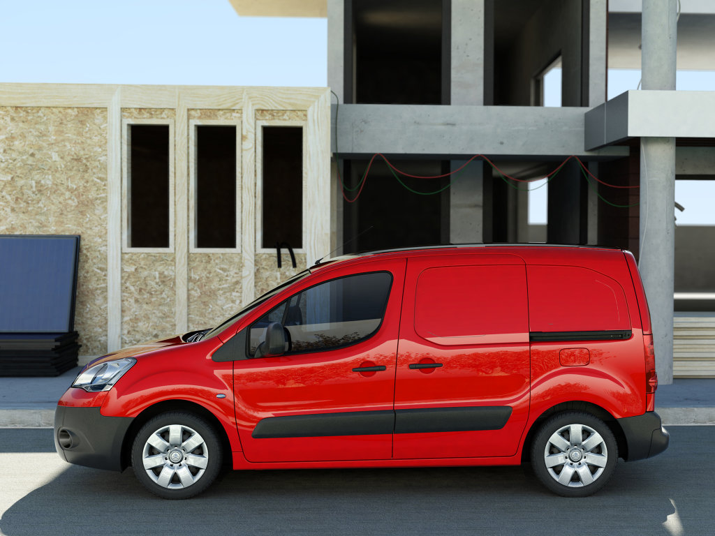Фотоальбом Citroen Berlingo Van,…