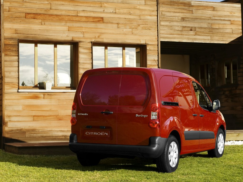 Citroen Berlingo Фургон фото…