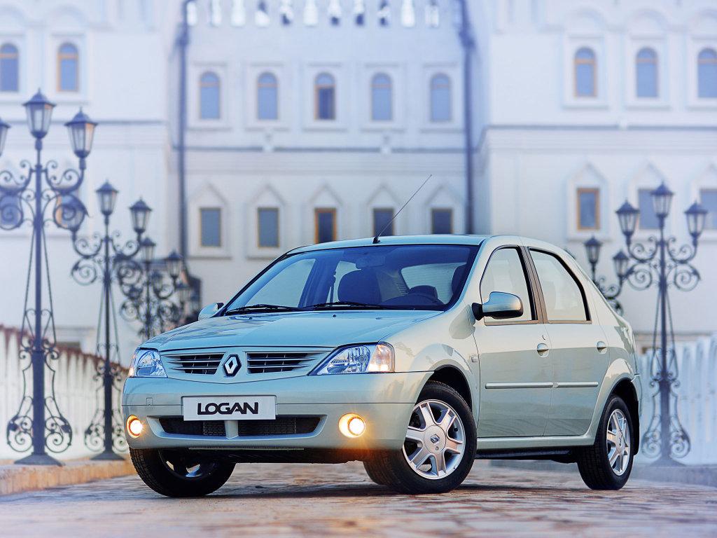 Производство Renault Logan и Sandero…