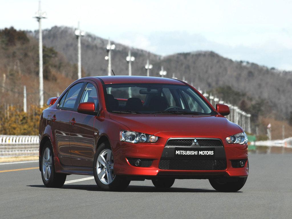 Продажа Mitsubishi Lancer X Invi…