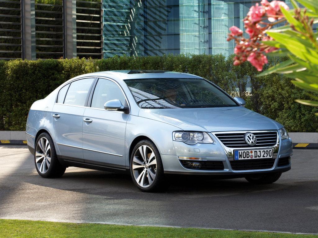 Volkswagen Passat = Фото галлере…