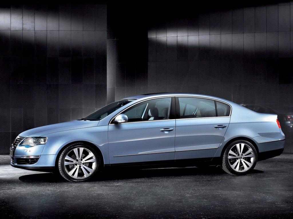Новый Volkswagen Passat отпраздн…