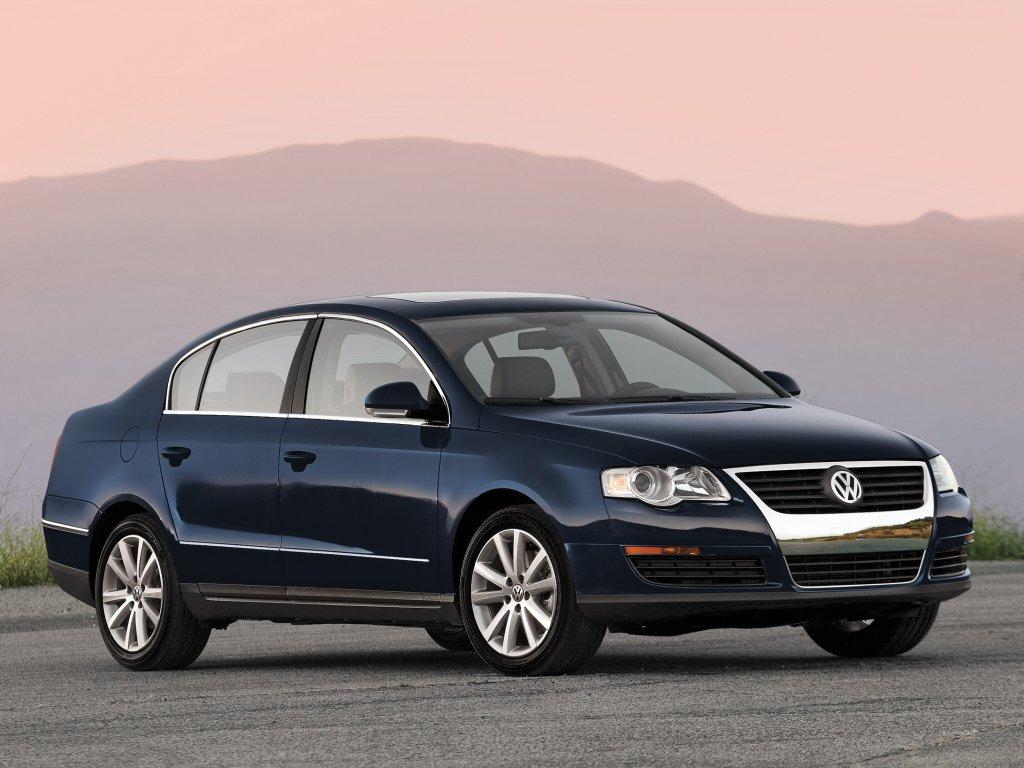 Марка: Volkswagen Модель: Passat B…
