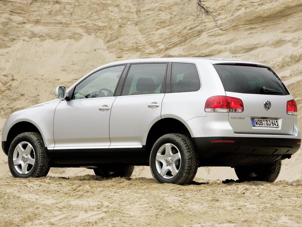 Фото Volkswagen Touareg: Volkswa…