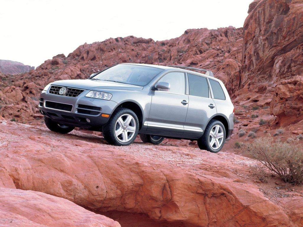 Рубрика: по заказу Volkswagen Touareg…