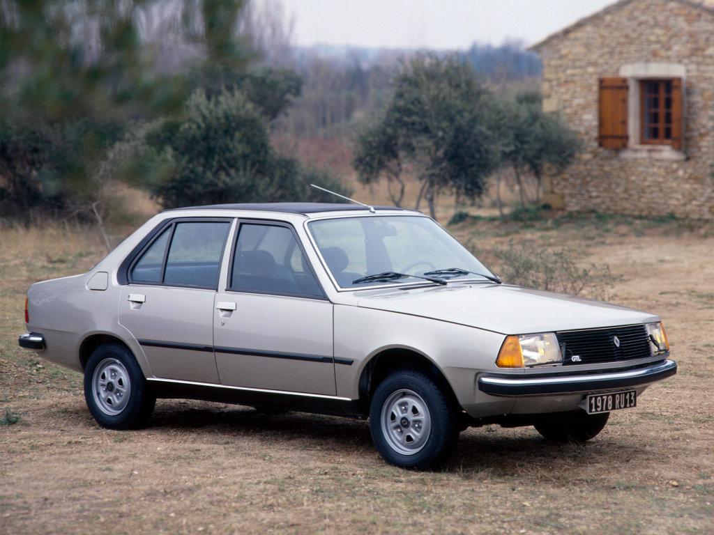 Renault Alpine.