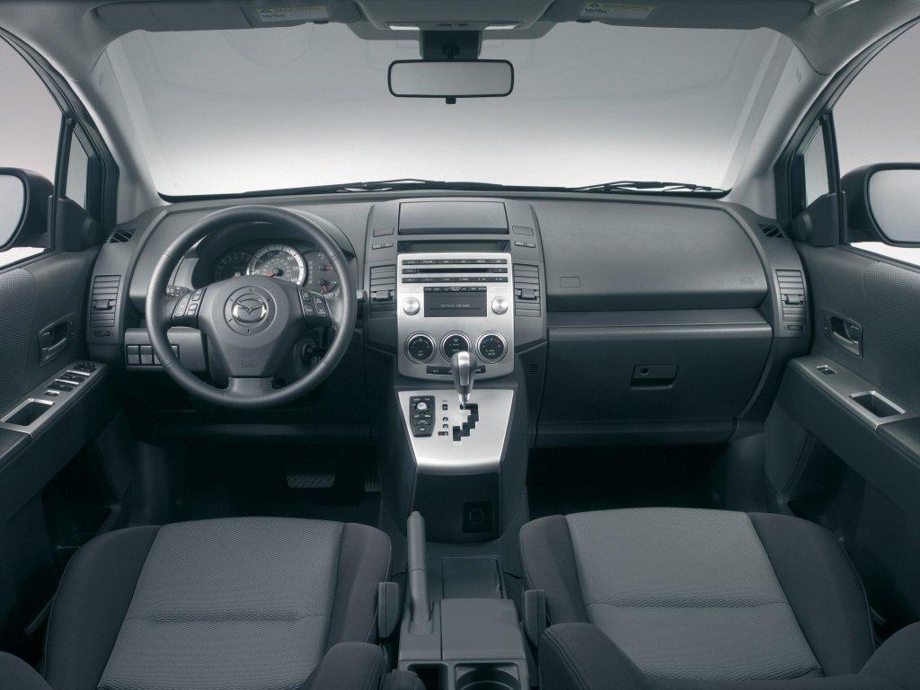 Mazda Mazda5 2004 - 2010.