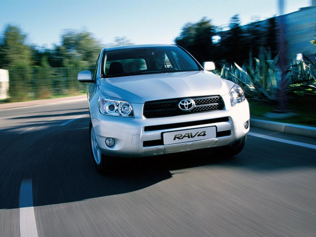 Фотография Toyota RAV4.