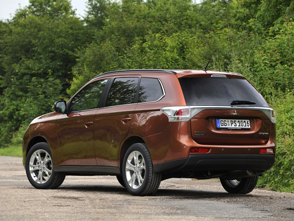 New car Mitsubishi Outlander 2013…