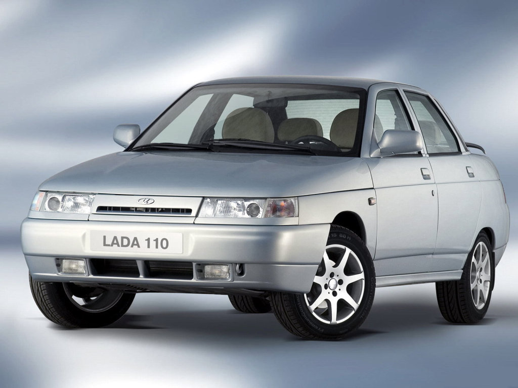 All pictures of VAZ Lada 110.