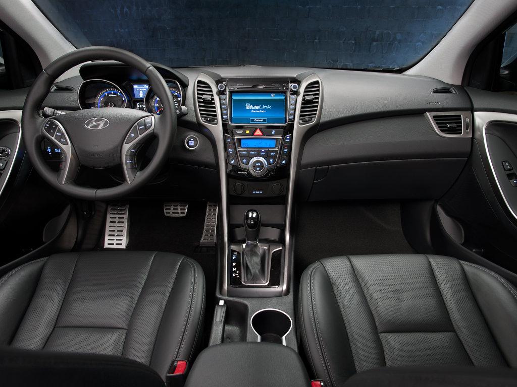 Новый Hyundai Elantra GT 2013 …
