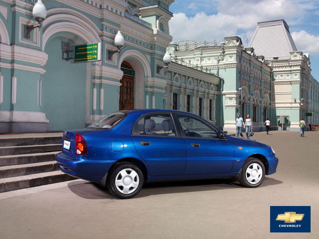 Chevrolet Lanos - фото-vnesh…