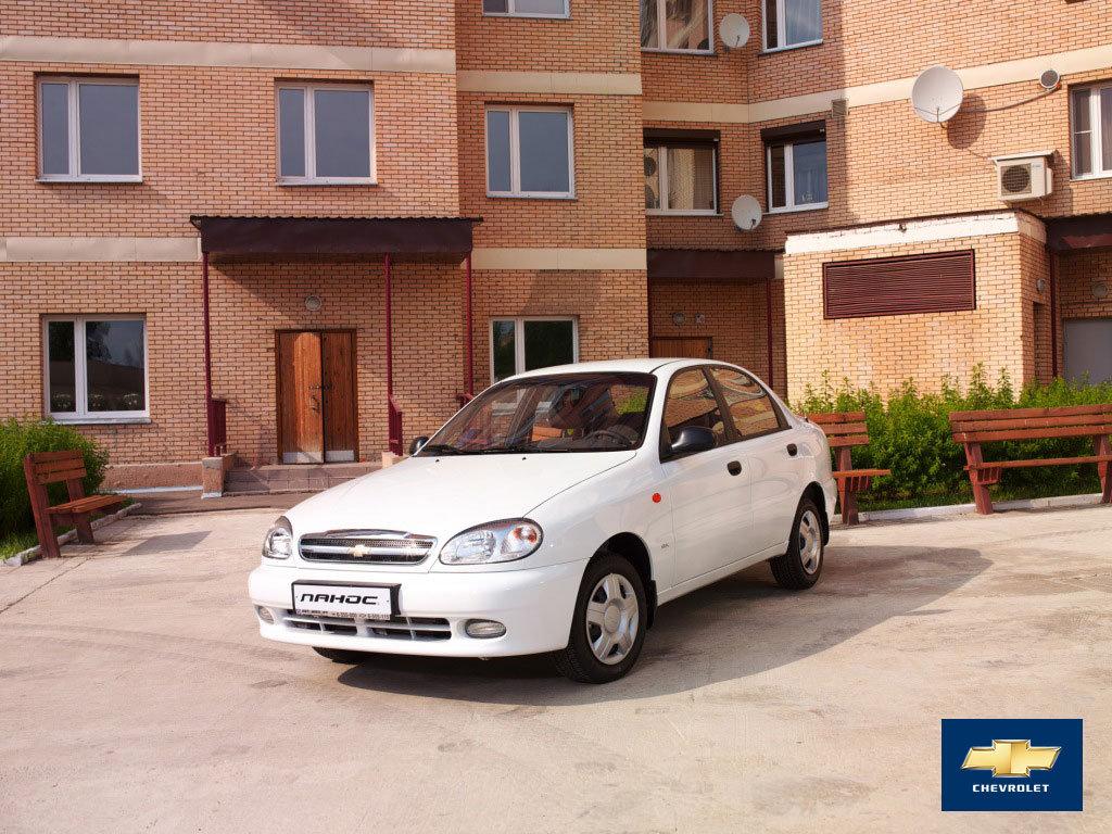 ФОТО Chevrolet Lanos I.