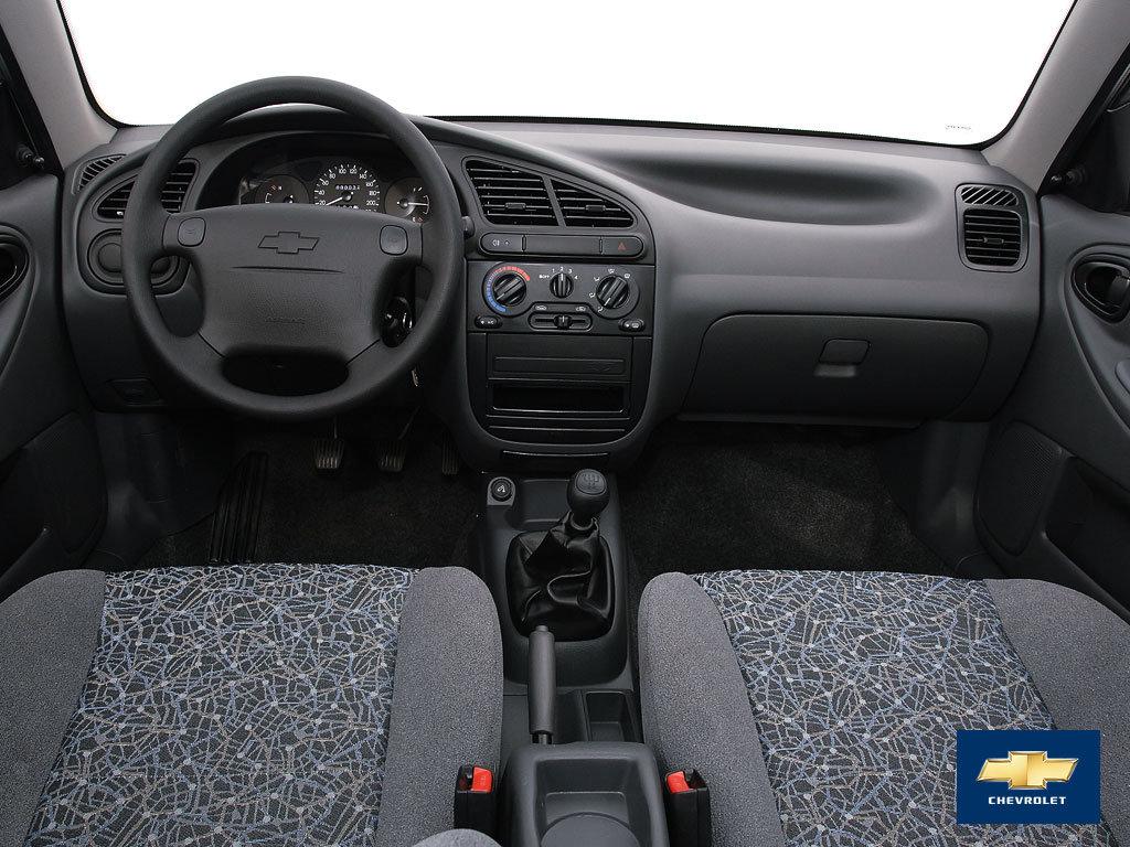 Фото Chevrolet Lanos 1.5 MT SE.