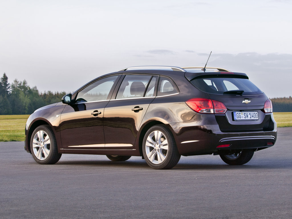 Chevrolet Cruze Station Wagon / фо…
