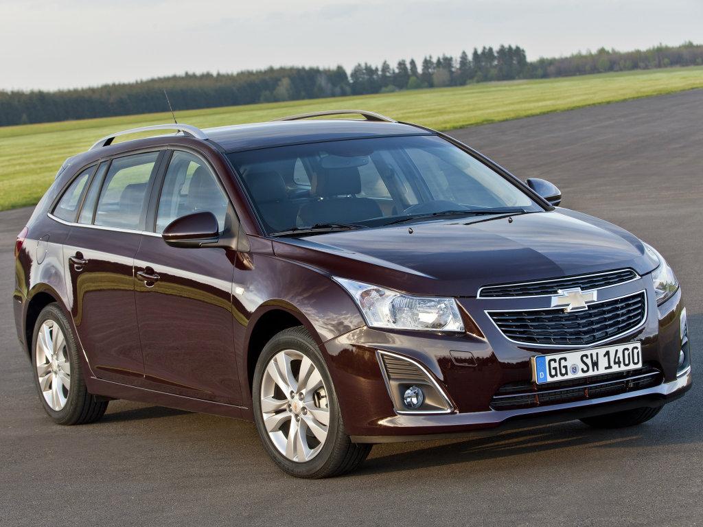 Обновленный универсал Chevrolet …