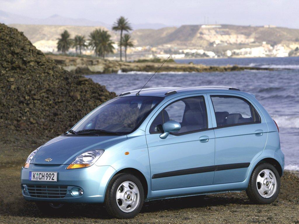 фото автомобилей спарк #10
