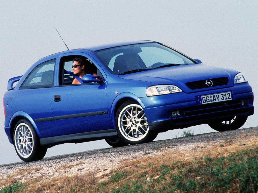Фото Opel astra g opc 2.