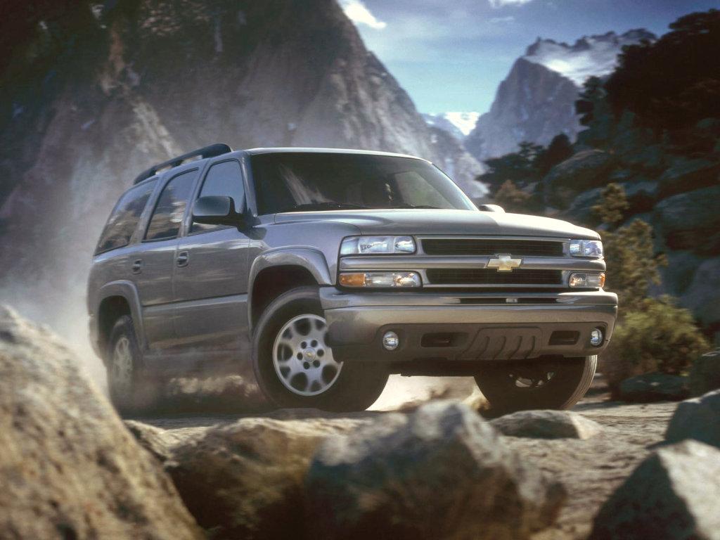 Обои Chevrolet Tahoe 2000: Внедоро…