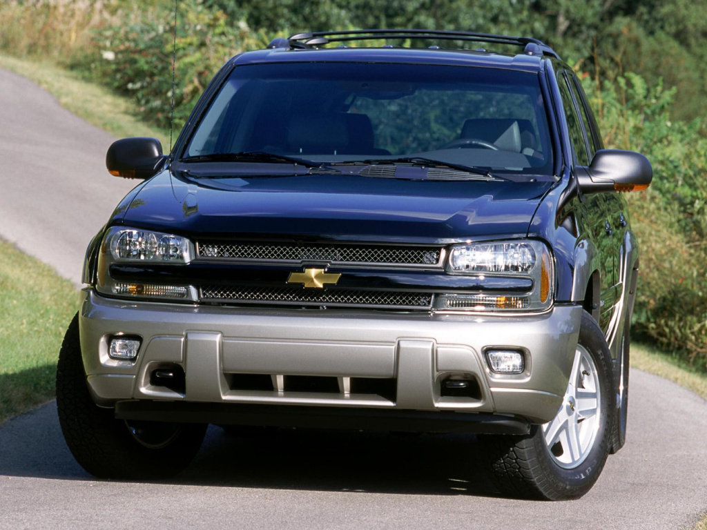 Фотографии Chevrolet TrailBlazer 200…