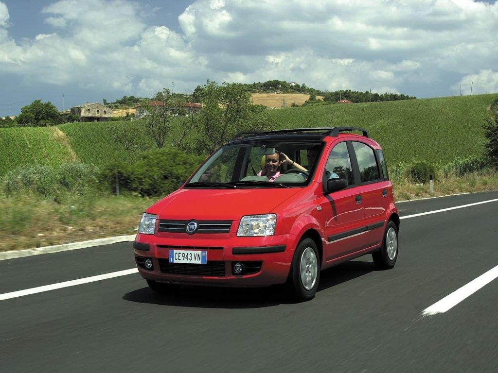 Фото Fiat Panda (Фиат …