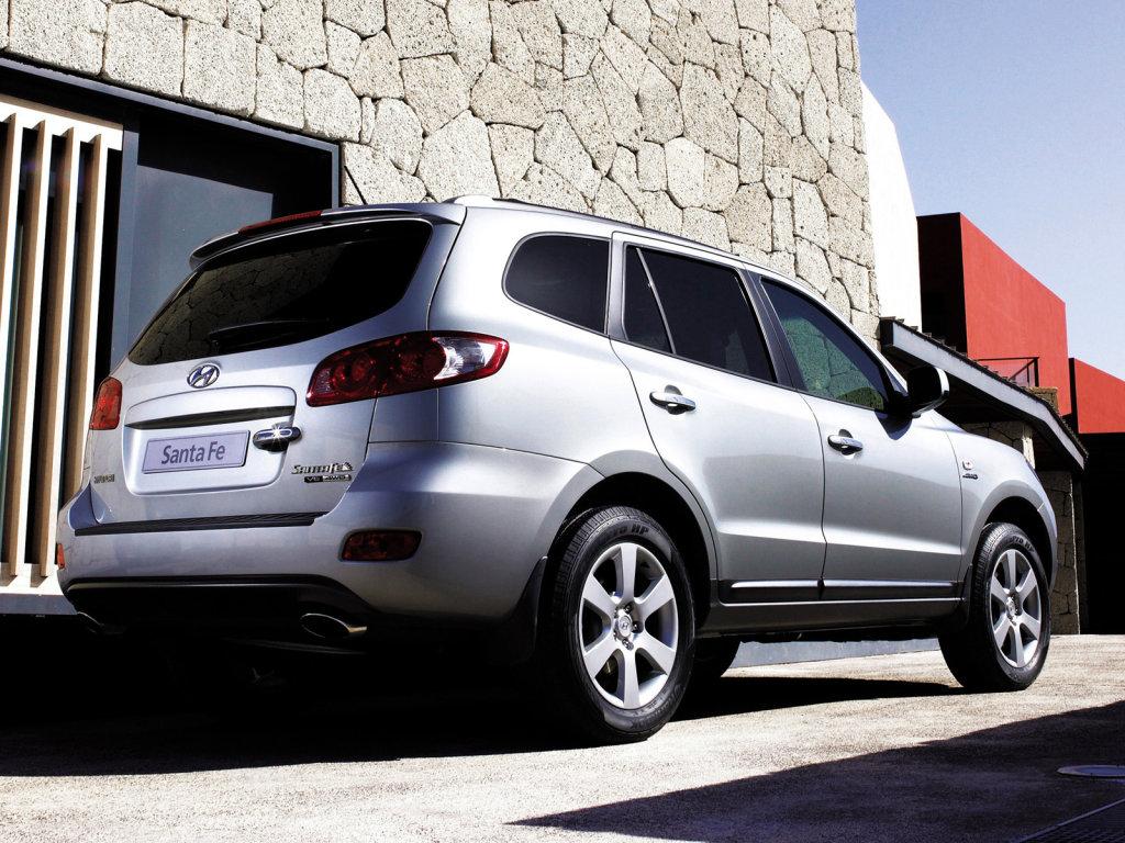 фото Hyundai Santa Fe 3.