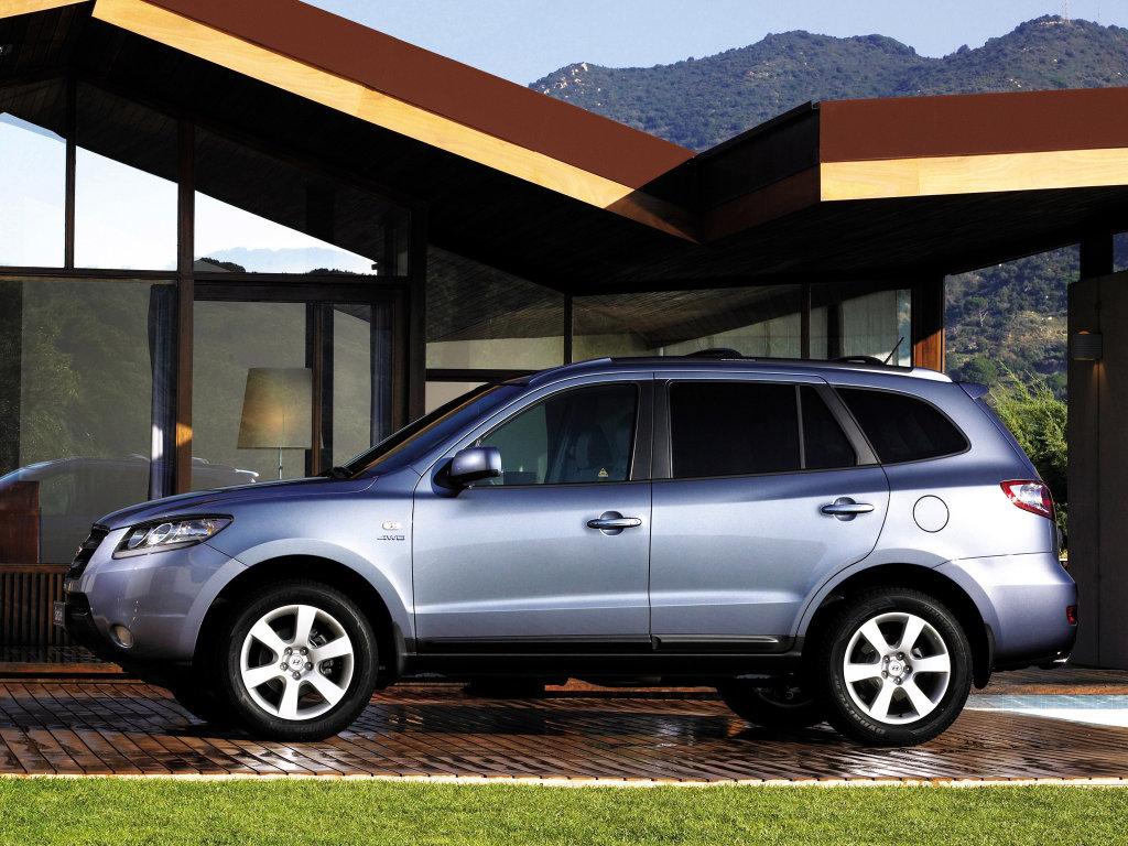 2006 Hyundai Santa Fe Фото: …