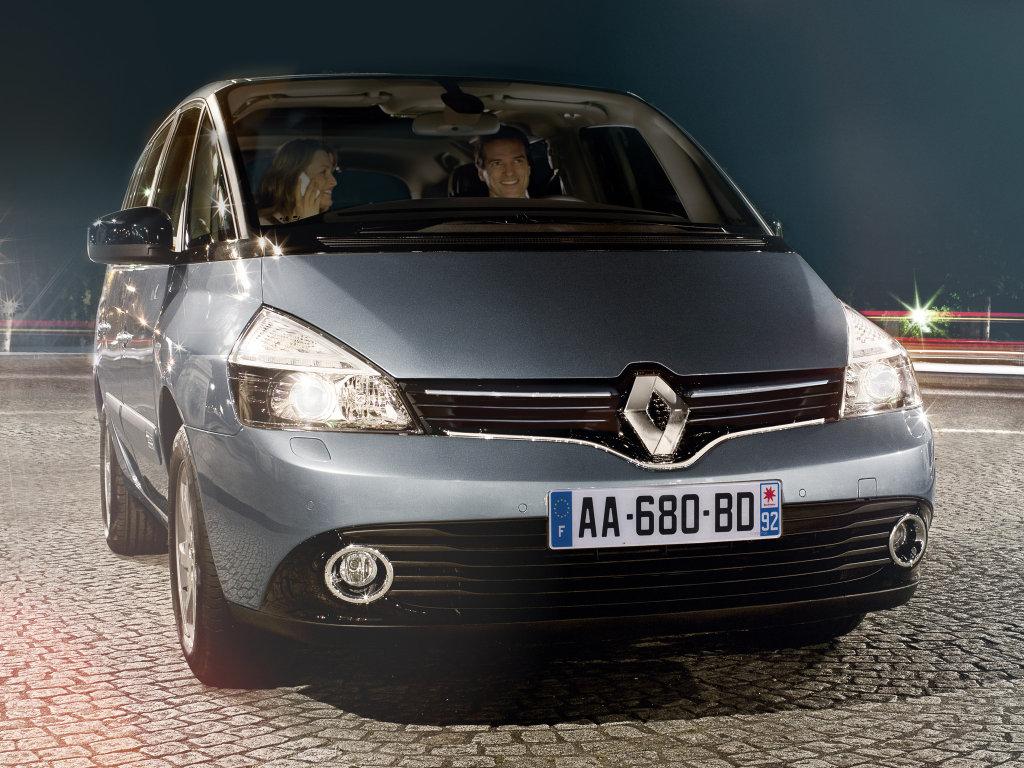 Новые подробности о 2013 Renault…