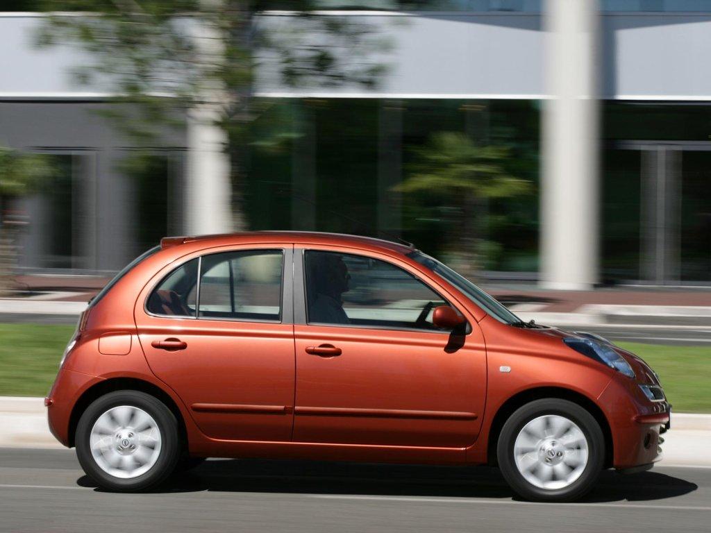 Фото Nissan Micra 3.