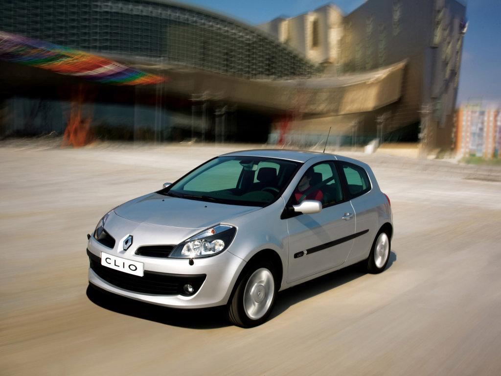 Renault выпустил вторую версию Clio …