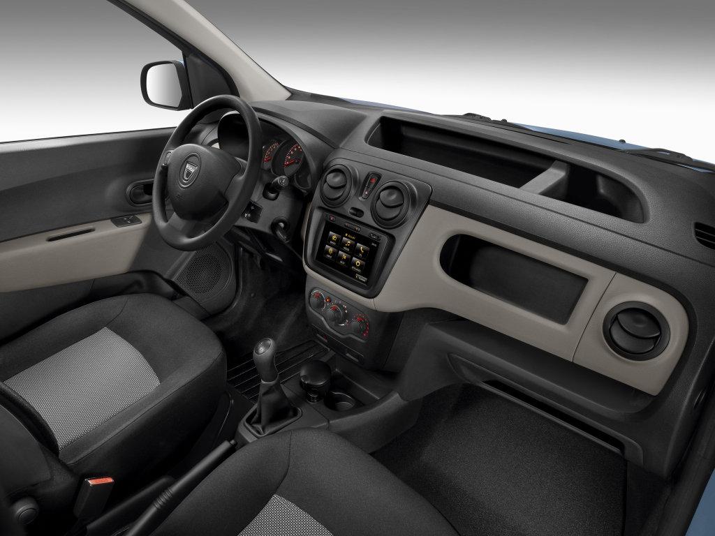 New авто Dacia Dokker van 2013 …
