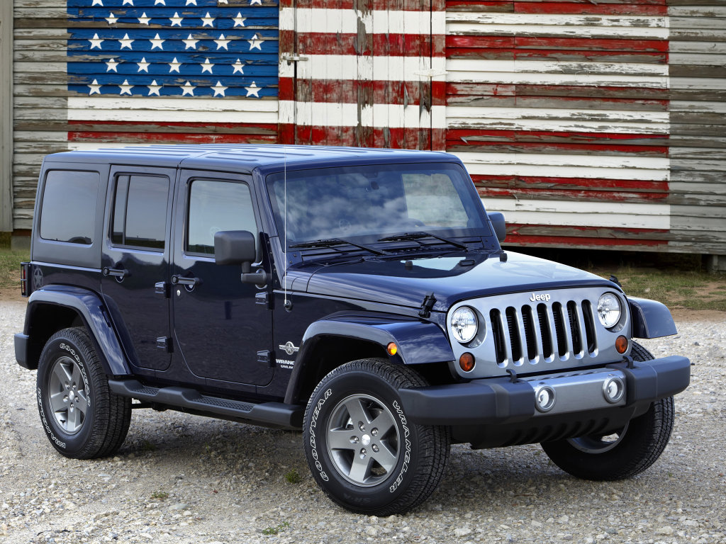 1280x1024 Ренглер, Jeep, Анлимитед, вн…