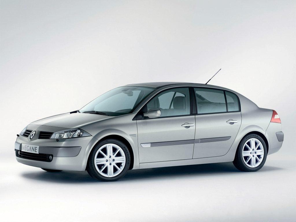 Renault Megane Classic II Рено М…