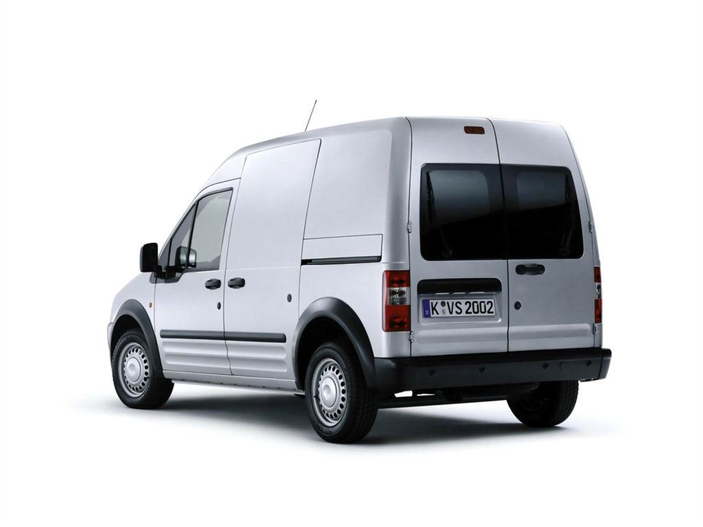 Ford Tourneo Connect 2004.