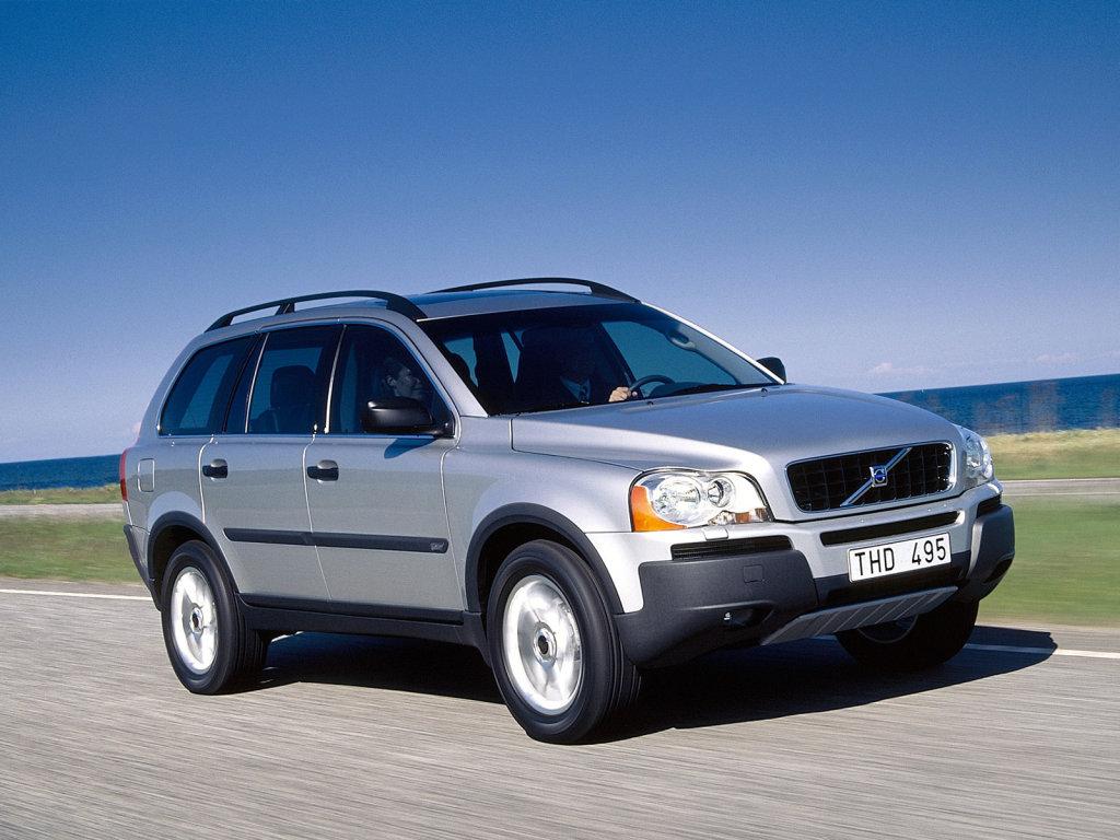 Фото 2006 Volvo XC90 (Внедорож…