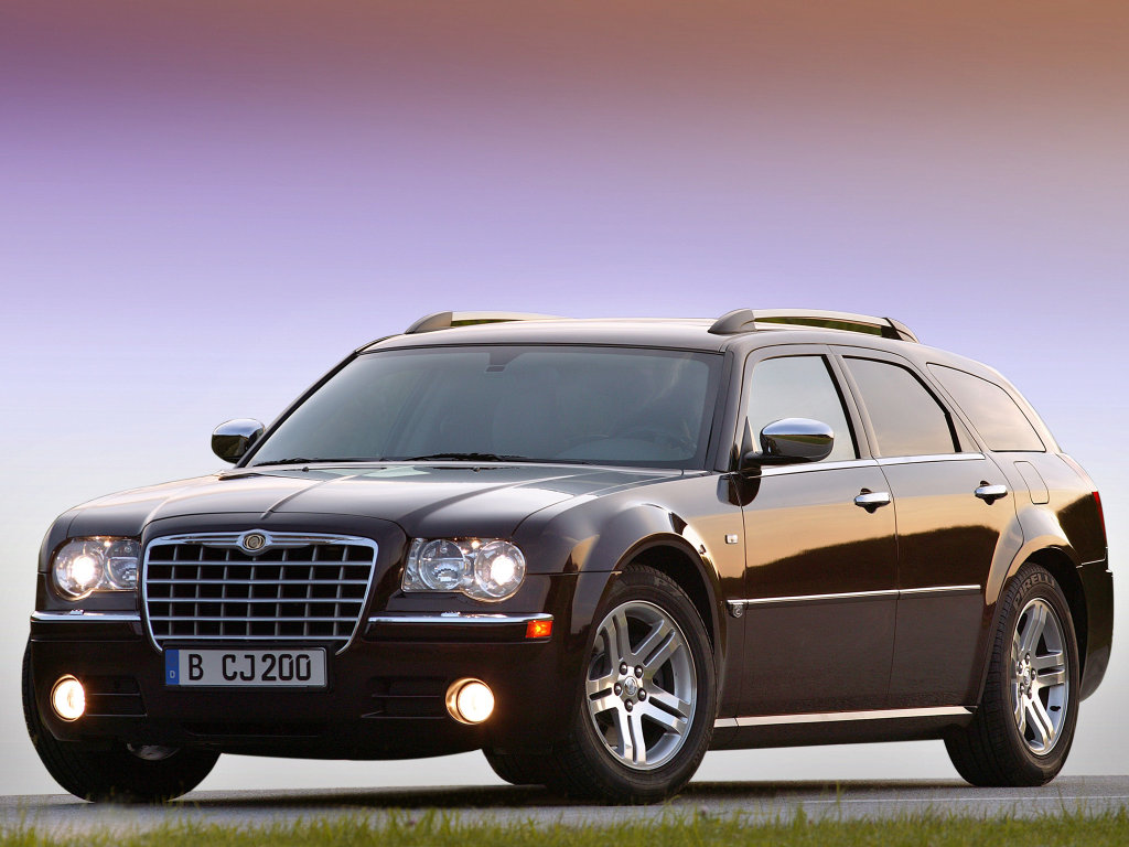 16.12.2008. Chrysler 300C Touring (3…