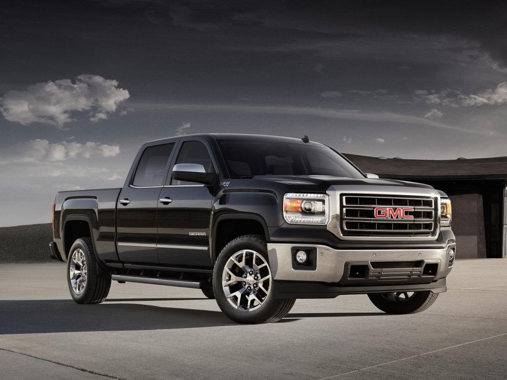 GM рассказал о двигателе нового GMC …