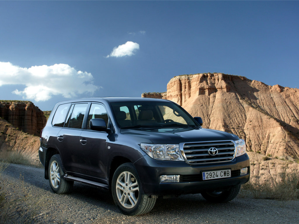 Автокаталог Toyota Land Cruiser Land…