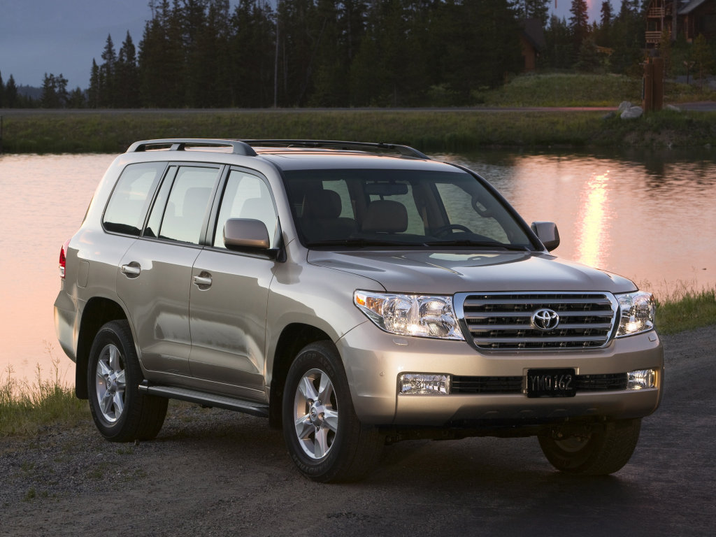 Toyota Land Cruiser 200 Фото…