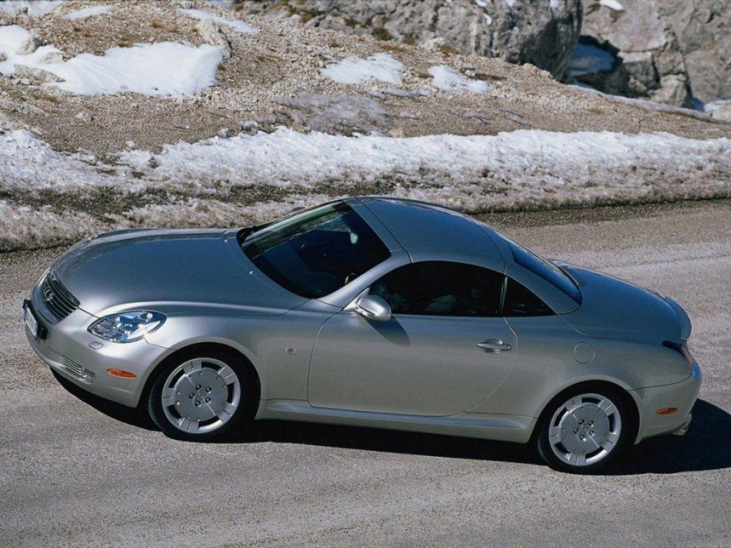 Фото Lexus SC 430.  Обои на …