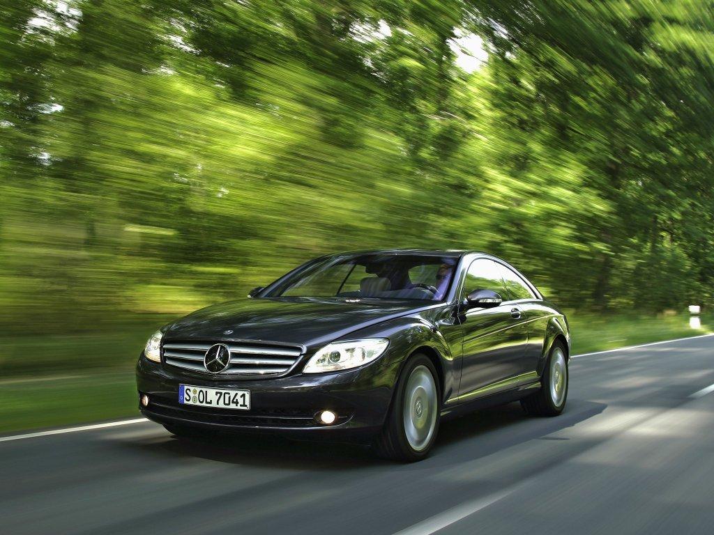 Фото Mercedes-Benz CL-class …