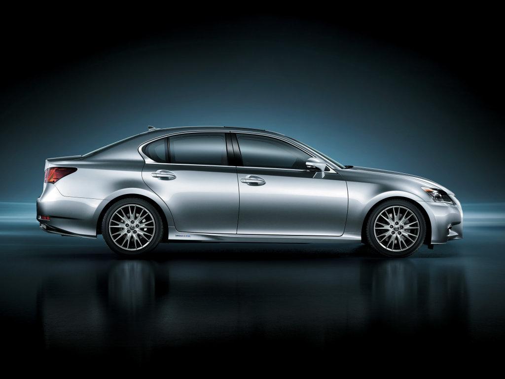 Фото экстерьера Lexus GS 250…