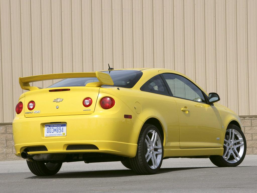 2008 Chevrolet Cobalt SS photo g…