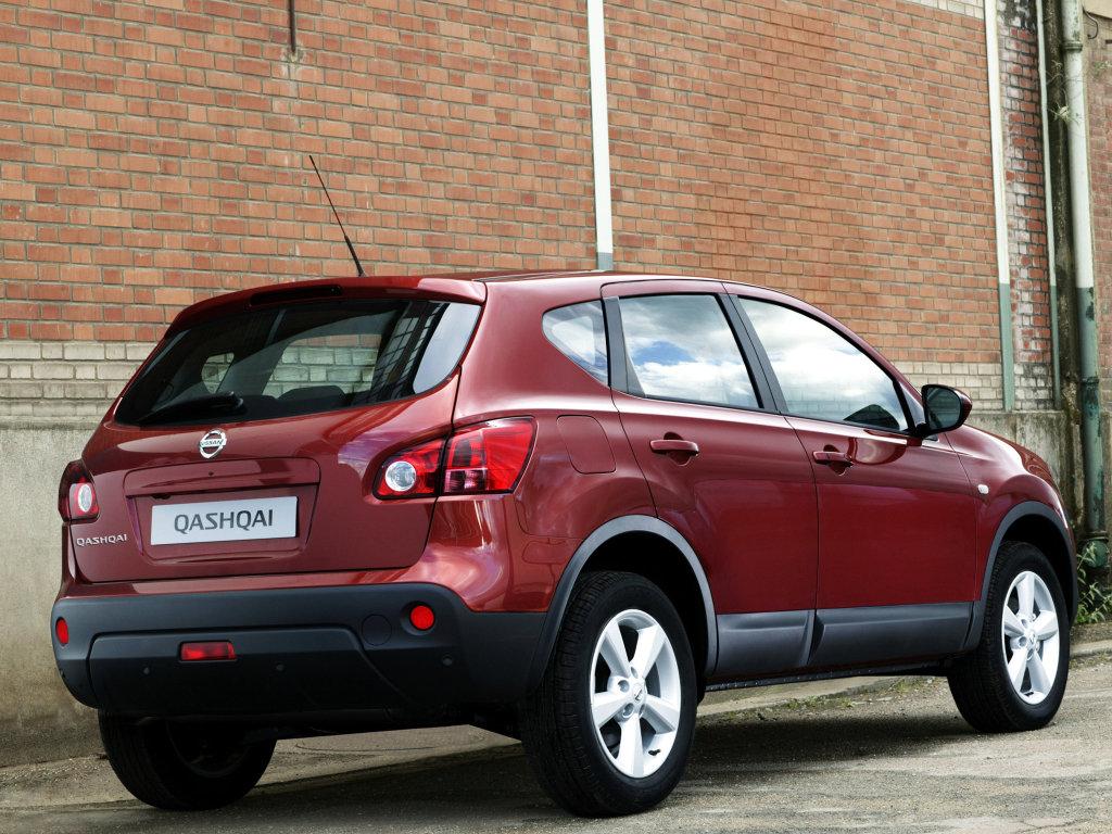 Qashqai 1.5D Nissan фото.
