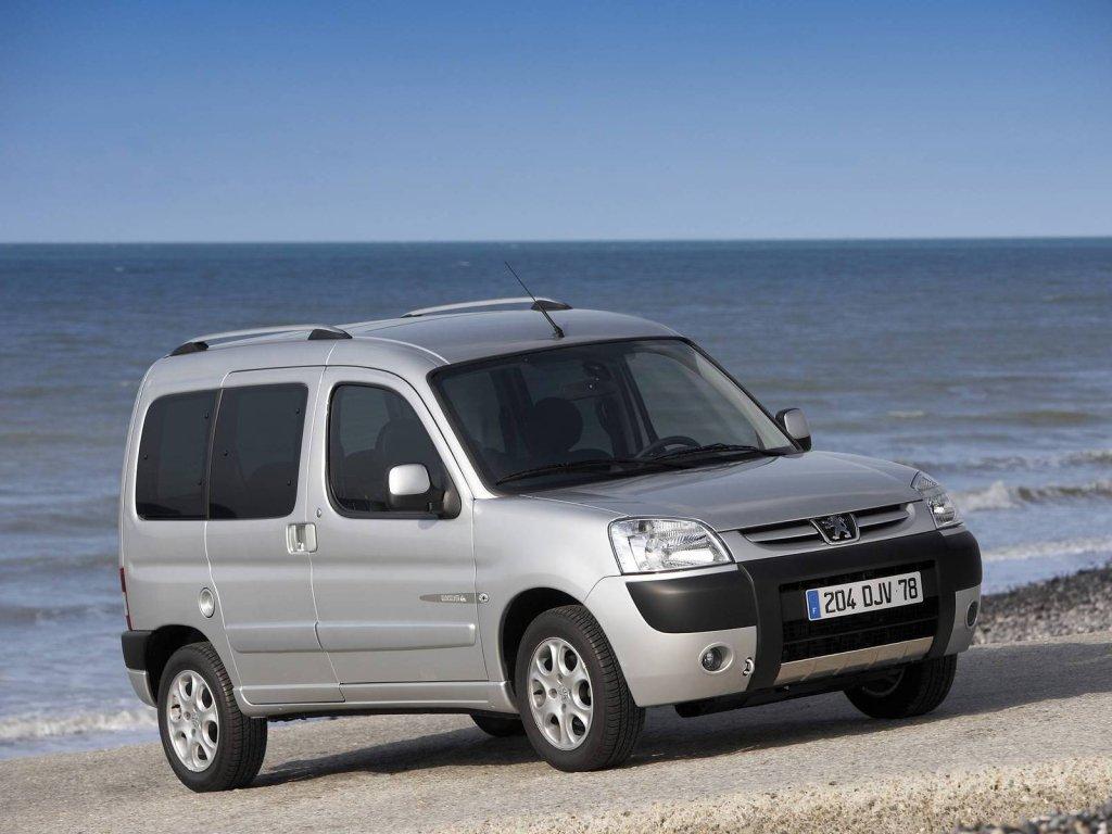2006 Peugeot Partner (Фургон) .